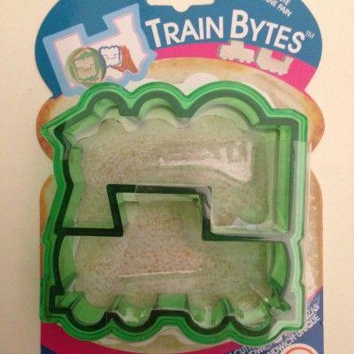 Train Sandwich Cutter http://littlebentoworld.com/shop/sandwich-cutters/train-sandwich-cutter/