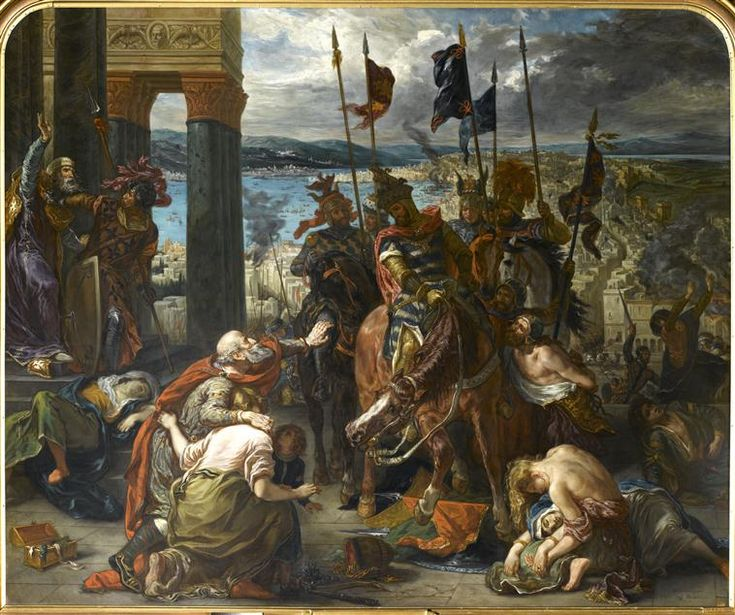 Épinglé par Edgar Maxence sur PEINTURE HISTORIQUE (avec images)   Peinture historique, Peinture ...