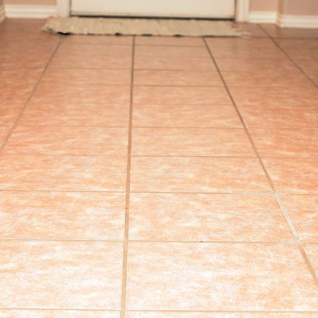 How To Clean Ceramic Tile Floors With Vinegar In 2020 Cleaning