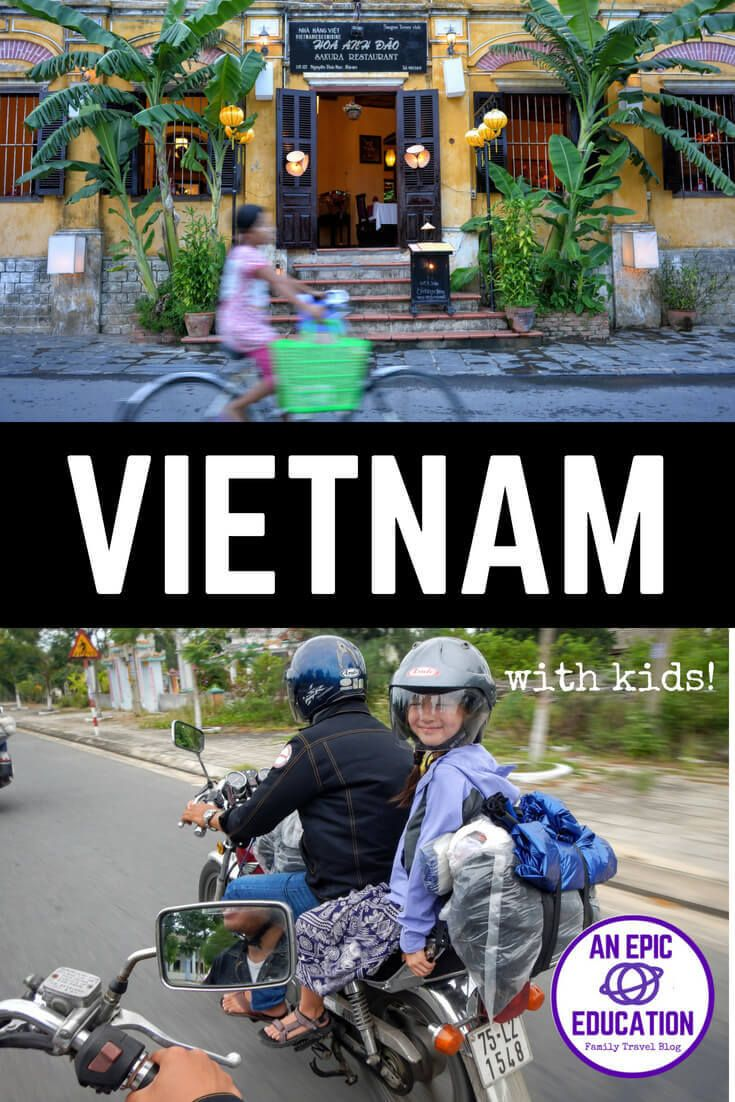 Vietnam with Kids: Guide to Family Travel in Vietnam