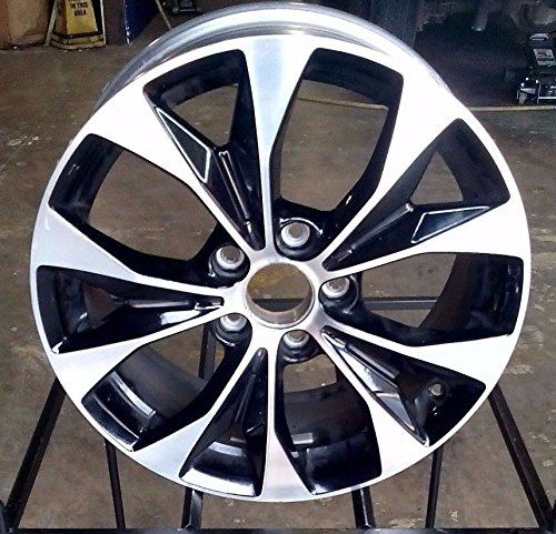 Introducing 17 INCH 2012 2013 2014 HONDA CIVIC OEM BLACK MACHINED ALLOY WHEEL RIM 64025 17x7 5x45. Get Your Car Parts Here and follow us for more updates!