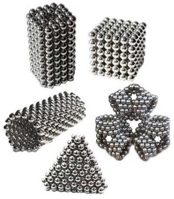 i love bucky balls! they are so entertaining. i want some of these