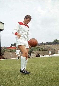 Mike Bailey Charlton Athletic 1965