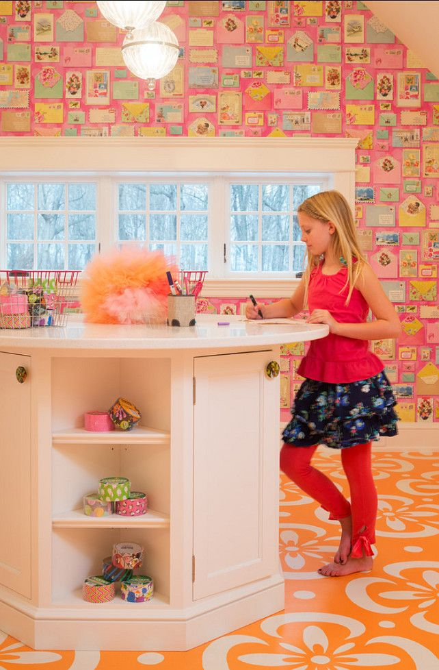 #CraftRoom Kids Craft Room
