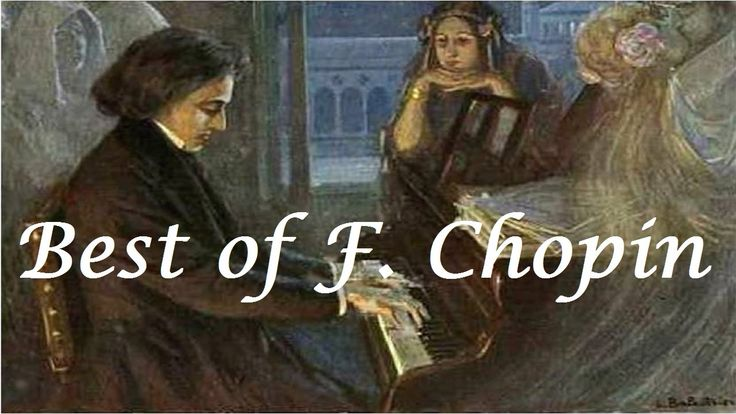 ♥ Frederic Chopin Piano Best of ♥ Classical Music for Studying - Chopin ...