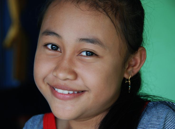 Indonesian girl
