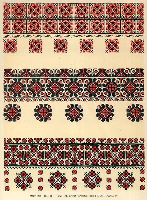 ukrainian folk embroidery                              Pisanki inspiration