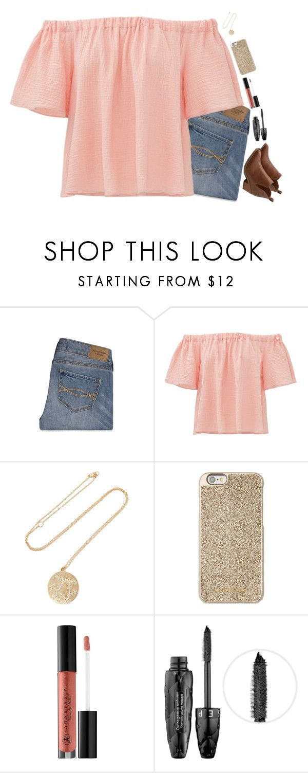 """""""Louisiana ⚜️( contest winners will be announced Sunday)"""" by kennamber on Polyvore featuring Abercrombie & Fitch, Rebecca Taylor, BROOKE GREGSON, Michael Kors, Anastasia Beverly Hills, Sephora Collection and American Eagle Outfitters"""
