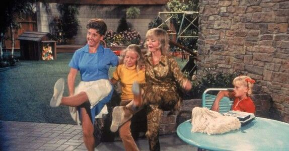 Evaluation of the brady bunch an american family style sitcom