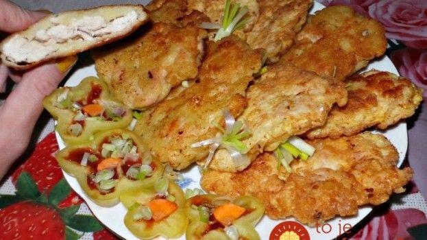 Nesteká, neopadáva, chutí fantasticky: Najlepšie cestíčko na obaľovanie mäsa aj zeleniny!