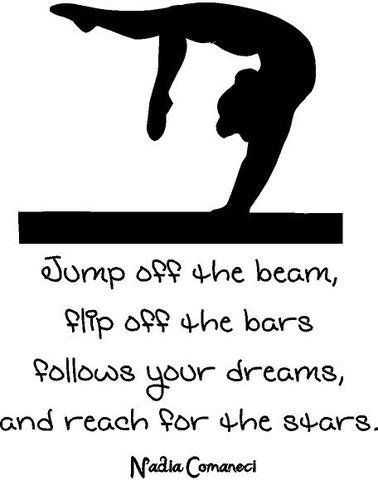 gymnast silhouette - Google Search