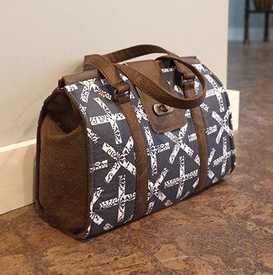 Нора доктор сумка - Обморок выкройки
