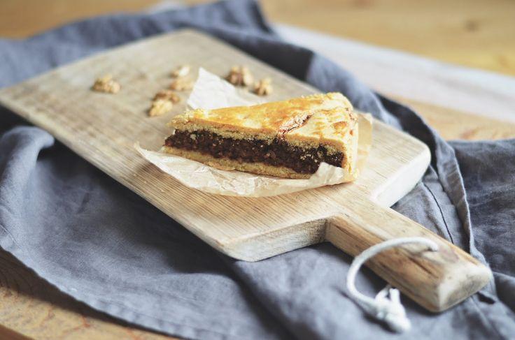 Recept na víkend: Ořechový koláč | Jane at home