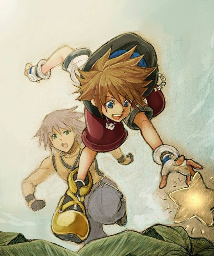 25+ Best Ideas About Kingdom Hearts On Pinterest