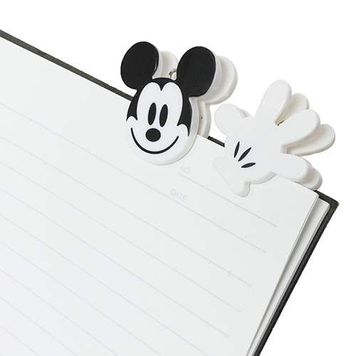 Mickey Mouse paper clips