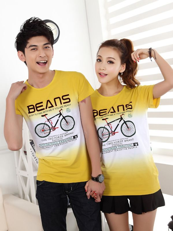 BEANS bicycle tee Please check out World of Cycling