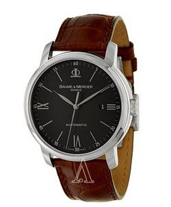 Baume and Mercier Men's Classima Executives Watch from Ashford.  Get your rebate from RebateGiant.
