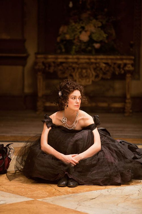 Anna Karinina-cherished the book, loved Keira Knightly and costumes but didn't love the way it was staged.