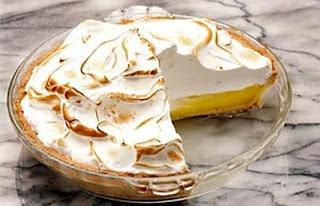 Grandma Strickler's lemon meringue pie...I still crave it!!!