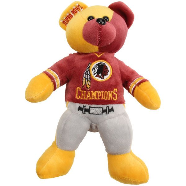 Washington Redskins Super Bowl XVII Champions Thematic Bear - $16.99