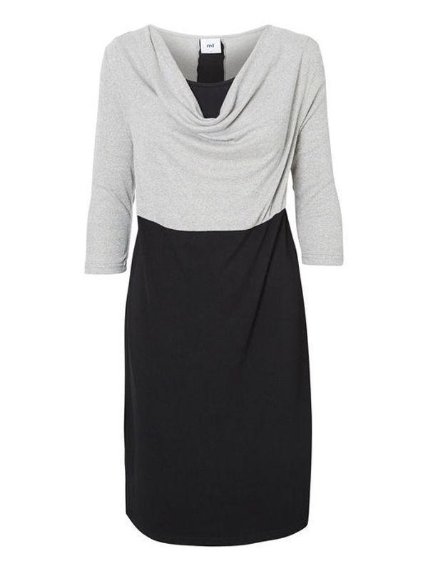 Imetysmekko Michelle Jersey Dress - myös yksi meidän omista suosikeista. http://www.mammas.fi/product/52/imetysmekko-michelle-jersey-dress