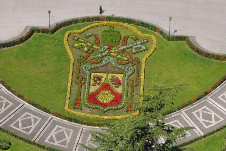 Gardens Of Vatican Vatikanische Garten Garten Blumen Anbauen