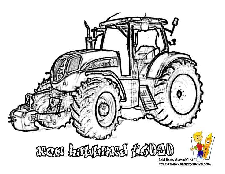 Dessin tracteur 1056 816 tracteur character - Dessin anime de tracteur john deere ...