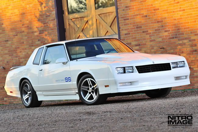 84 SS. Mine was a blue 83 SS lifted all the way around.  She was SA-WEET!