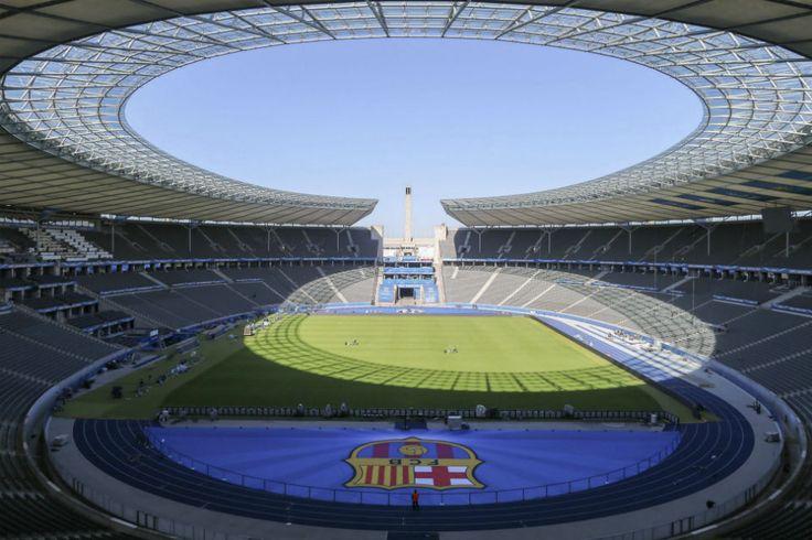Barcelona vs. Juventus: horario y TV de la gran final de la Champions League con Lionel Messi y Carlos Tevez en Berlín  .