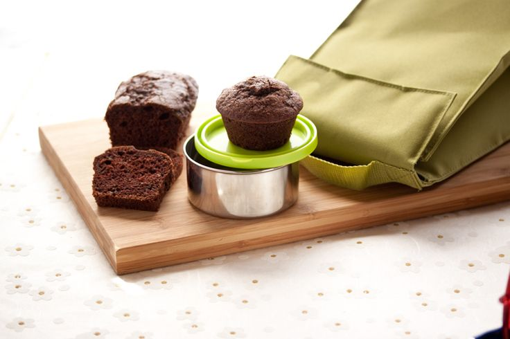 #Epicure Double-duty Chocolate Zucchini Loaves and Muffins