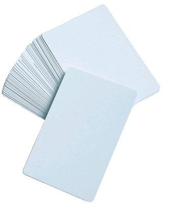Blank Playing Cards                                                       …