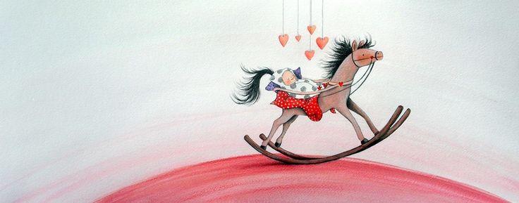 The Pucka Rocking Horse
