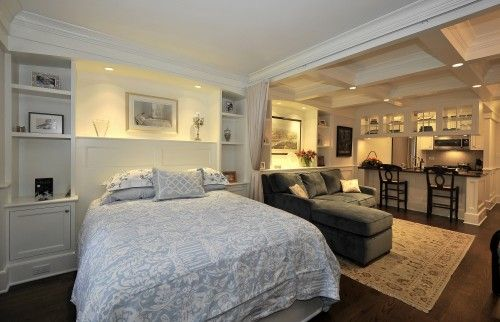Great idea for a mother-in-law's suite