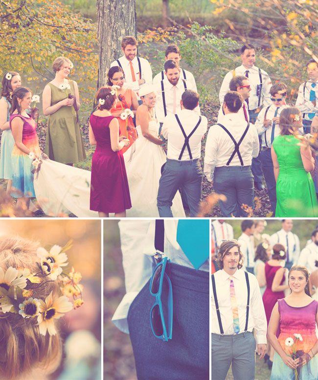 bohemian wedding   Green Wedding Shoes Wedding Blog   Wedding Trends for Stylish + Creative Brides