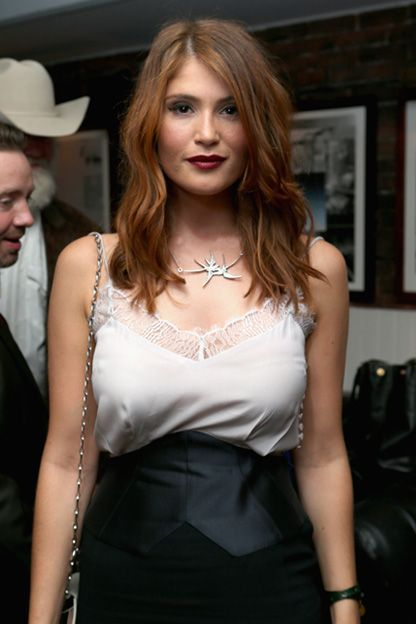 Gemma Arterton was born on February 2, 1986. She played the role of Strawberry Fields in Quantum of Solace in 2008. Read more for Measurements and Bra Size.