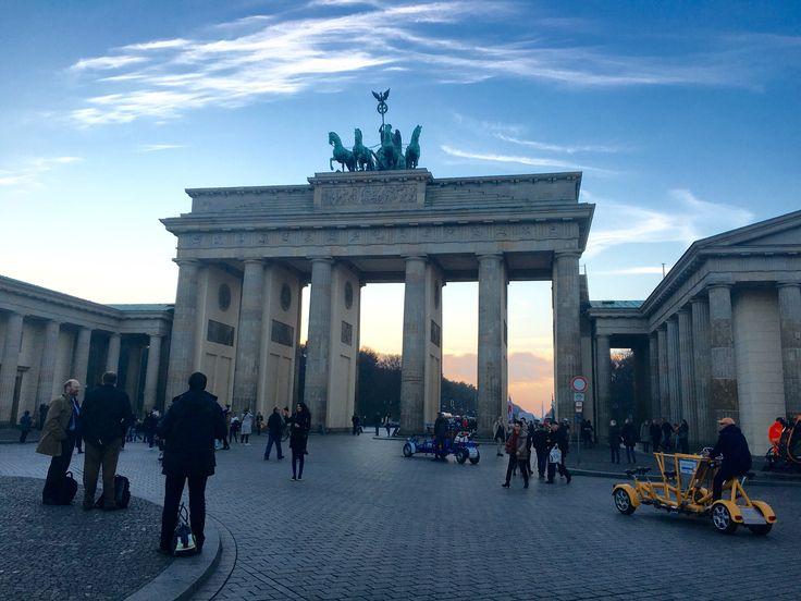 Brandenburger Tor Berlin    ...:::BERAMBO:::... ©