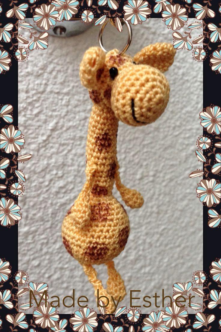 Keycord giraf.