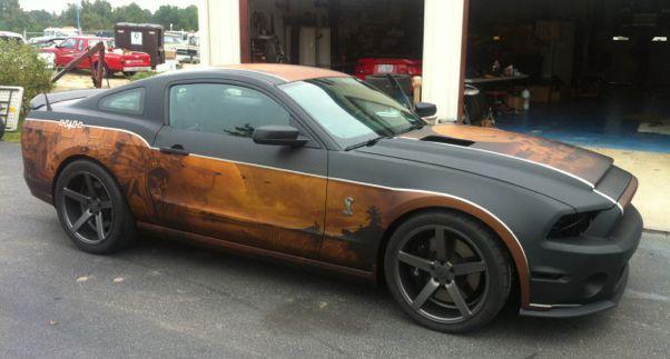 Florida Vehicle Wraps Car Graphics Vinyl