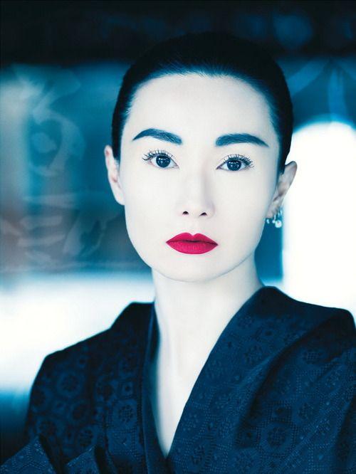 maggie cheung | patrick demarchelier.