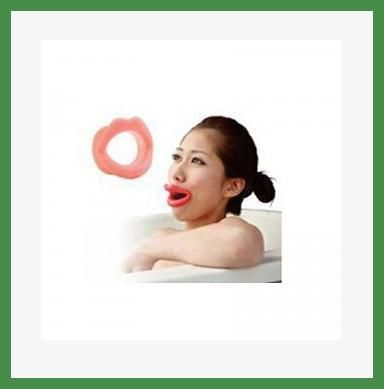 Ejercicio labios expressions exerciser Japan face-lift artifact lips 12 kinds of