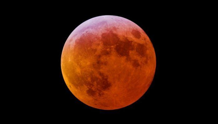 Hoy hay eclipse de Luna velo en