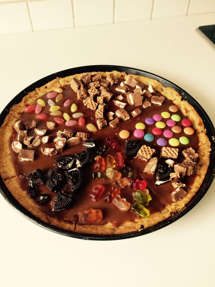 Pizza Cookie So Yummi And So Easy