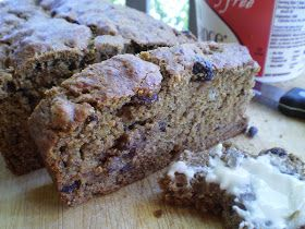 Vegan Thyme: Olive Oil Teff Banana Bread (Superstition: A Bird in The House)
