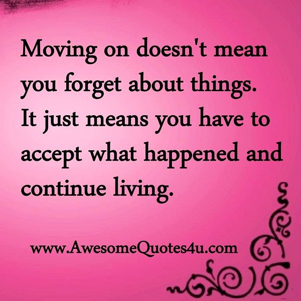 Quotes For Moving On In Life: Awesome Quotes: Attitude