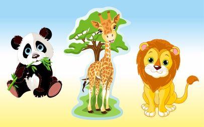 A dekor matricák segítségével a kicsik az állatok neveit is könnyebben megtanulhatják!  https://www.dekor-varazs.hu/termekek/gyerekszoba-falmatrica-darabonkent-dzsungel-szavanna