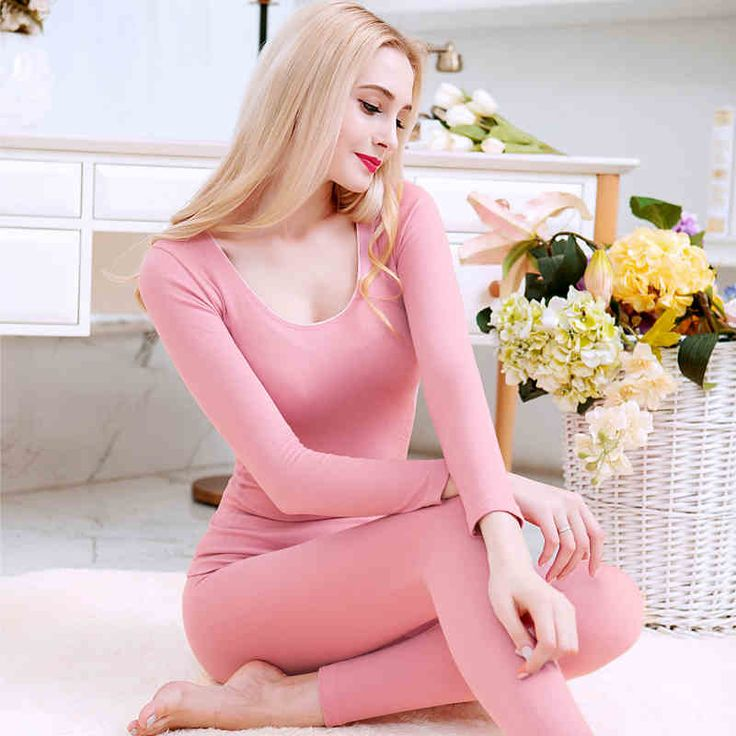 Like and Share if you want this  Thermal Long Johns     Tag a friend who would love this!     FAST, FREE Shipping Worldwide     Get it here ---> http://intimatesecrets.de/women-long-johns-2016-new-winter-modal-o-neck-thermal-underwear-set-slim-seamless-thermo-underwear-female-suit-bottoming-tights/    #intimatesecrets #intimateapparel #lingerie