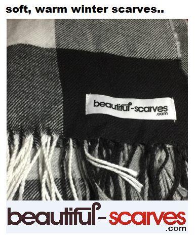 soft, warm, winter scarves - http://www.amazon.co.uk/dp/B010EIDZEA