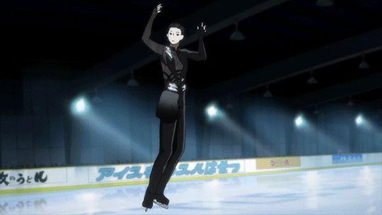 Yuri!!! on Ice Episode 3