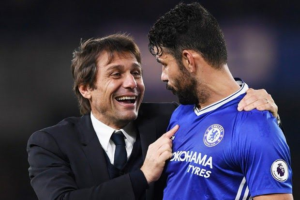 Chelsea head coach Antoni Conte has revealed he won't have any problem shaking the hands of Spanish striker Diego Costa when Chelsea and Atletico Madrid clash in the UEFA Champions Legue this season.  Costa 28 completed his long wanted move to former club Atletico Madrid on Thursday bringing an end to his long feud with Conte after the striker revealed that he was informed by the coach that he was surplus to requirements at Stamford Bridge via a text message.  Costa's goals helped Chelsea…