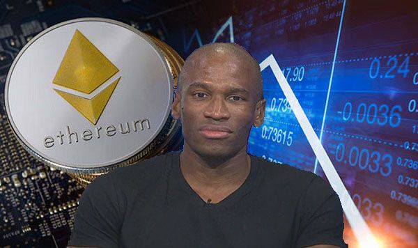 "BitMEX CEO Arthur Hayes: ""Shitcoin"" Ethereum Will Drop to Double"